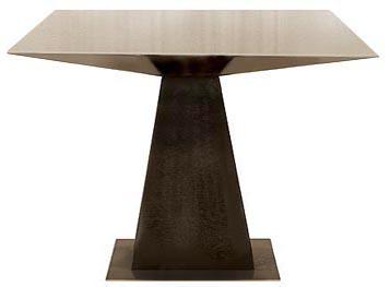 jan rosol furniture design - custom made center pedestal tables